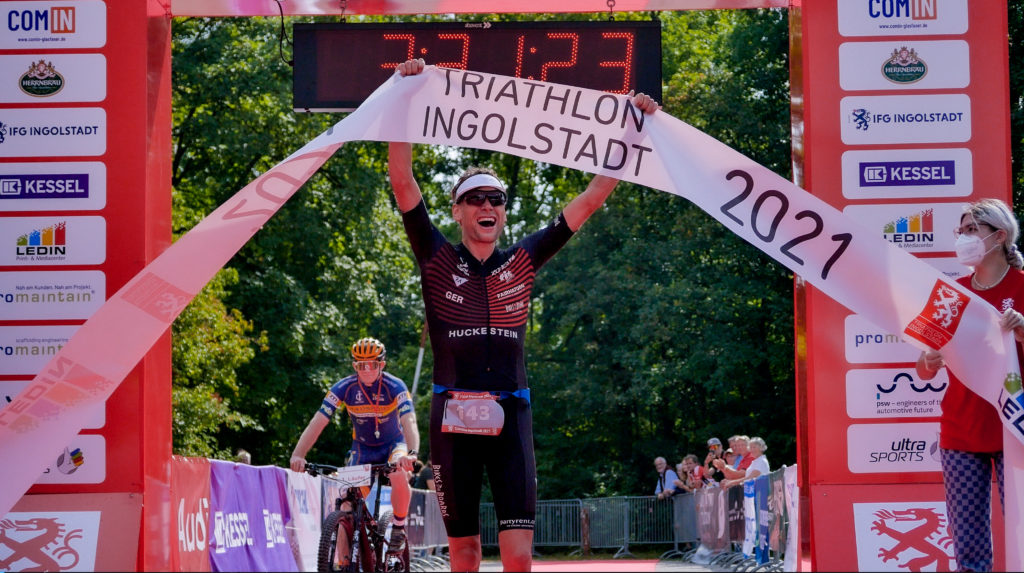 Ingolstadt Triathlon Sieg